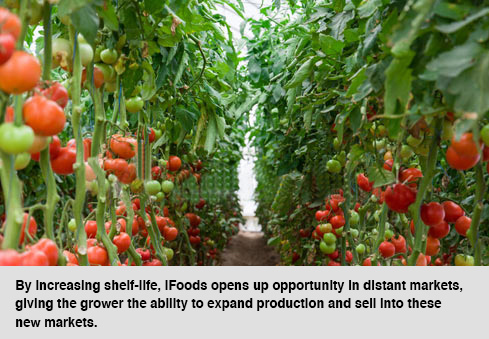 Gives the grower the ability to grow more